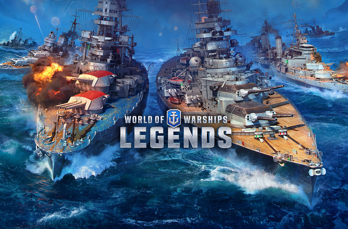 Pre-Register for the World of Warships: Legends Closed Beta on