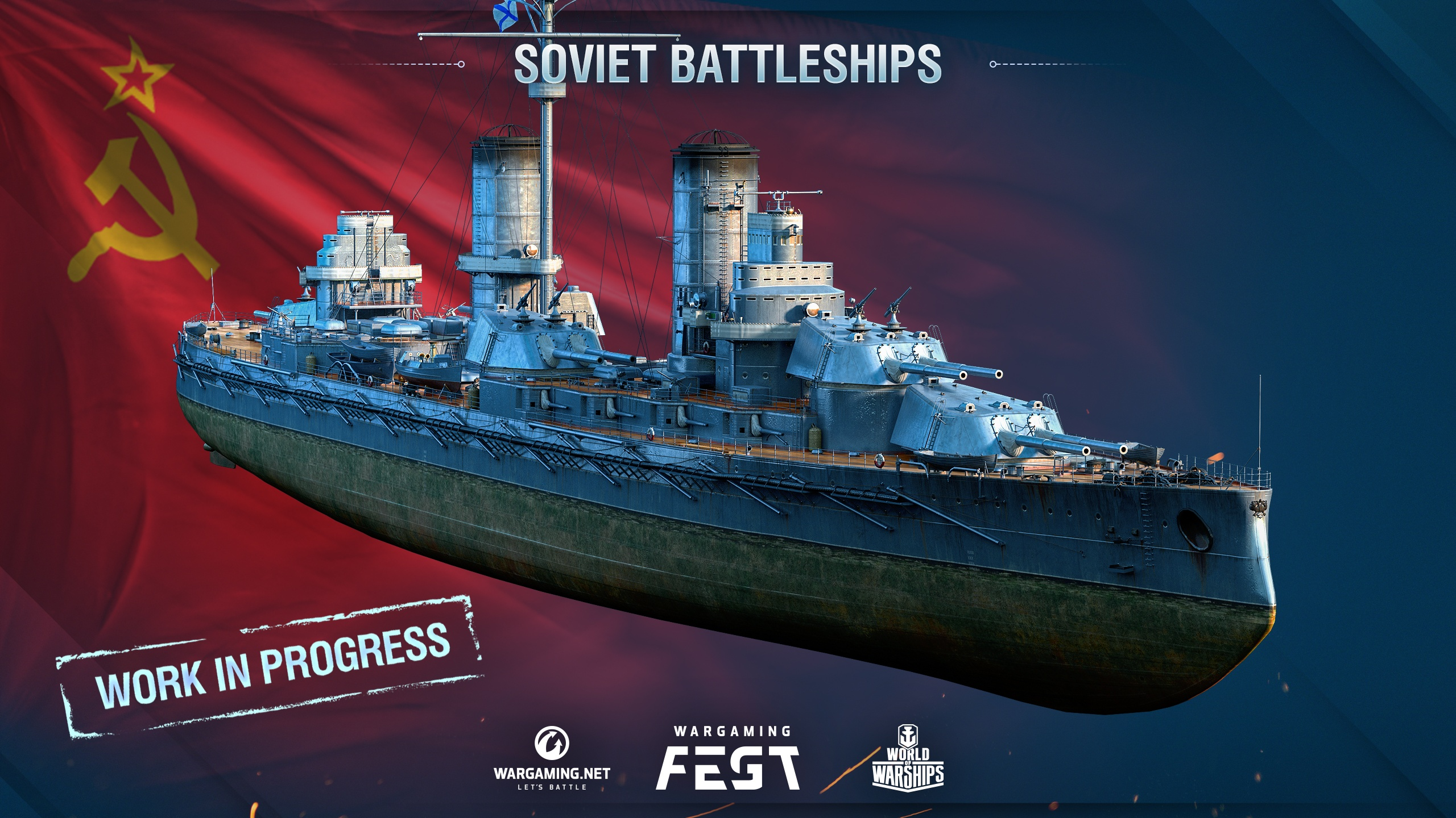 New Ship News from WG Fest 2018! | World of Warships