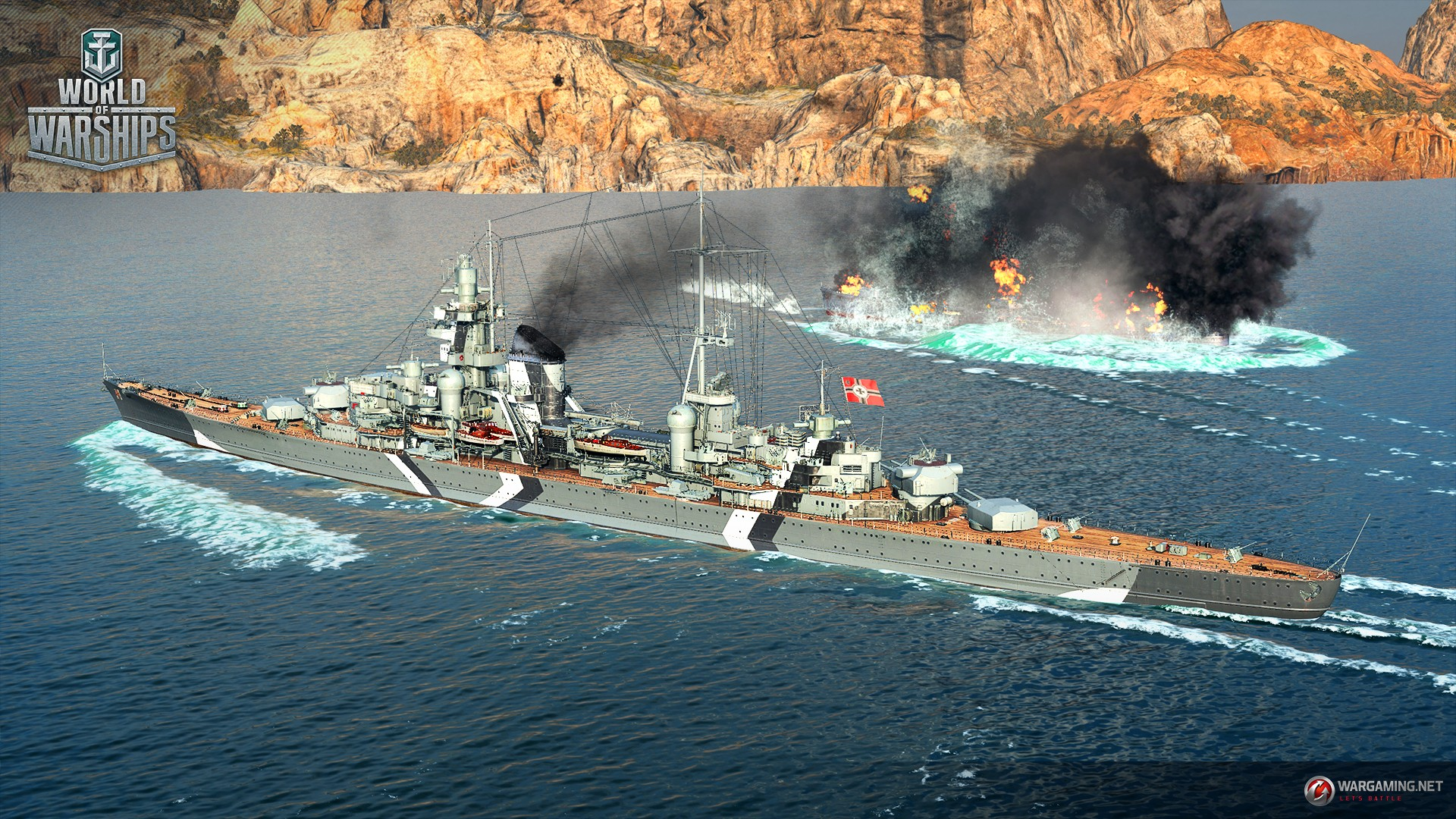 Cruise To Victory In The Prinz Eugen Final Bundle