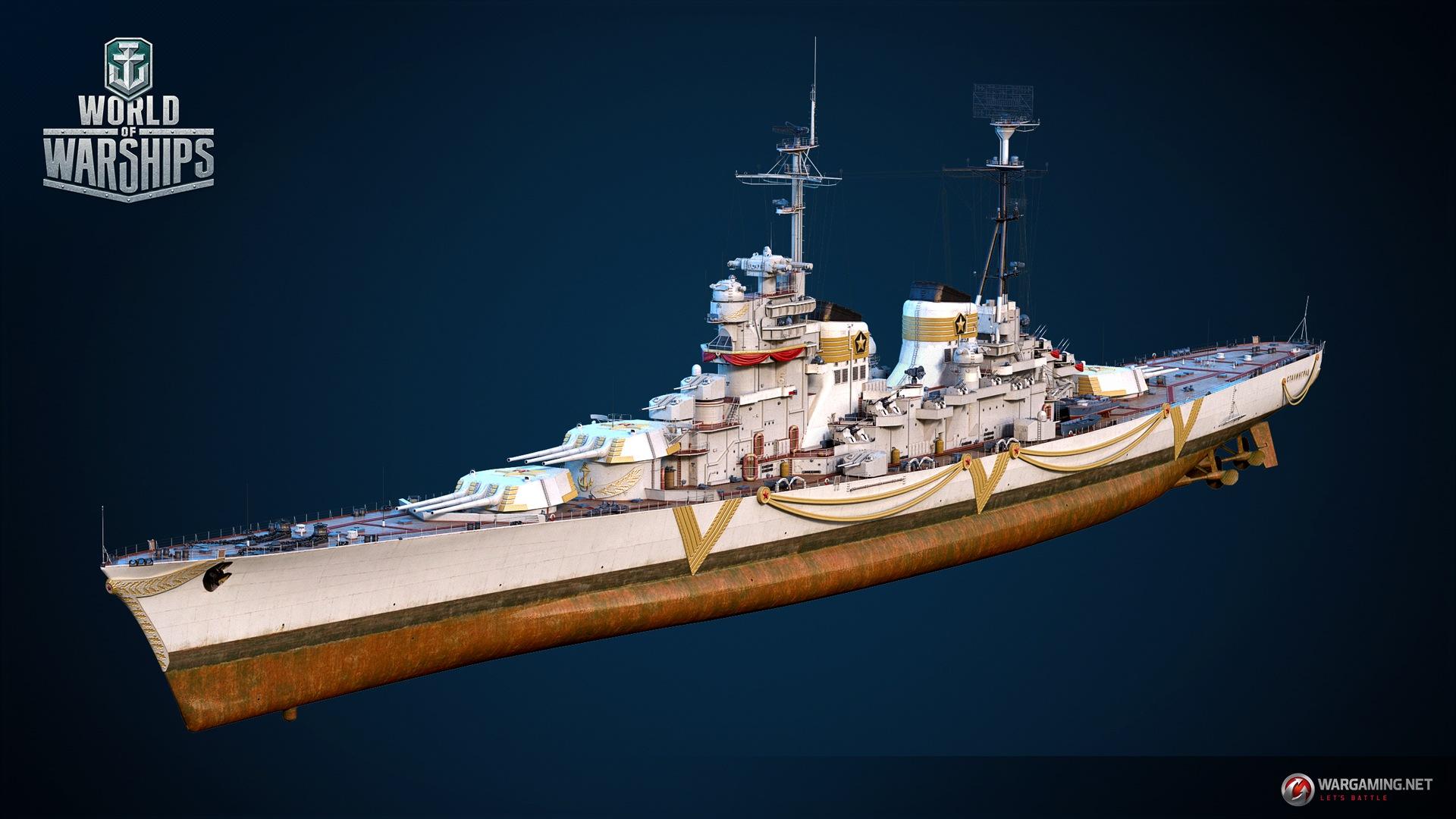 Update 0 7 8  Happy Birthday! | World of Warships