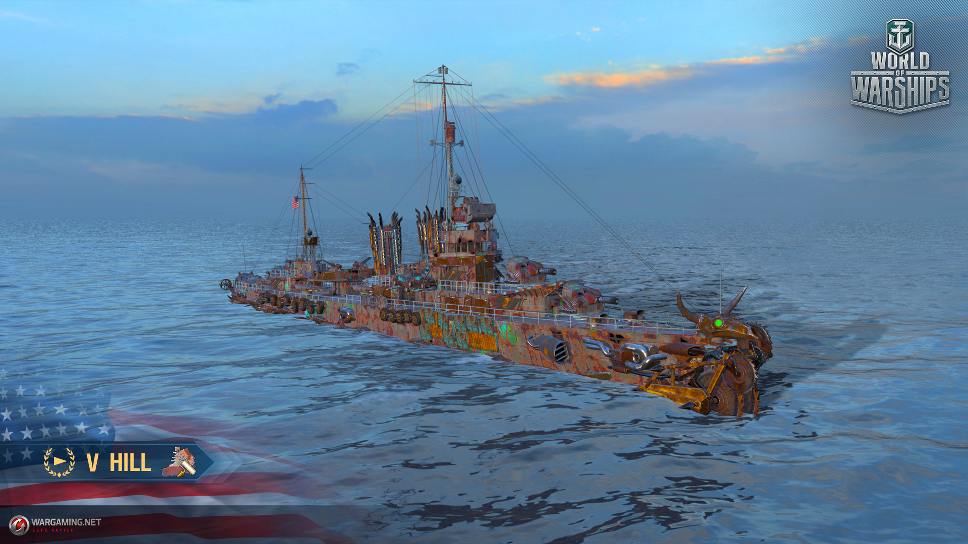 Warship Combat Game