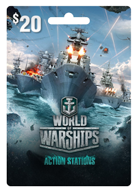 World of Warships Prepaid Cards Available Now | World of Warships