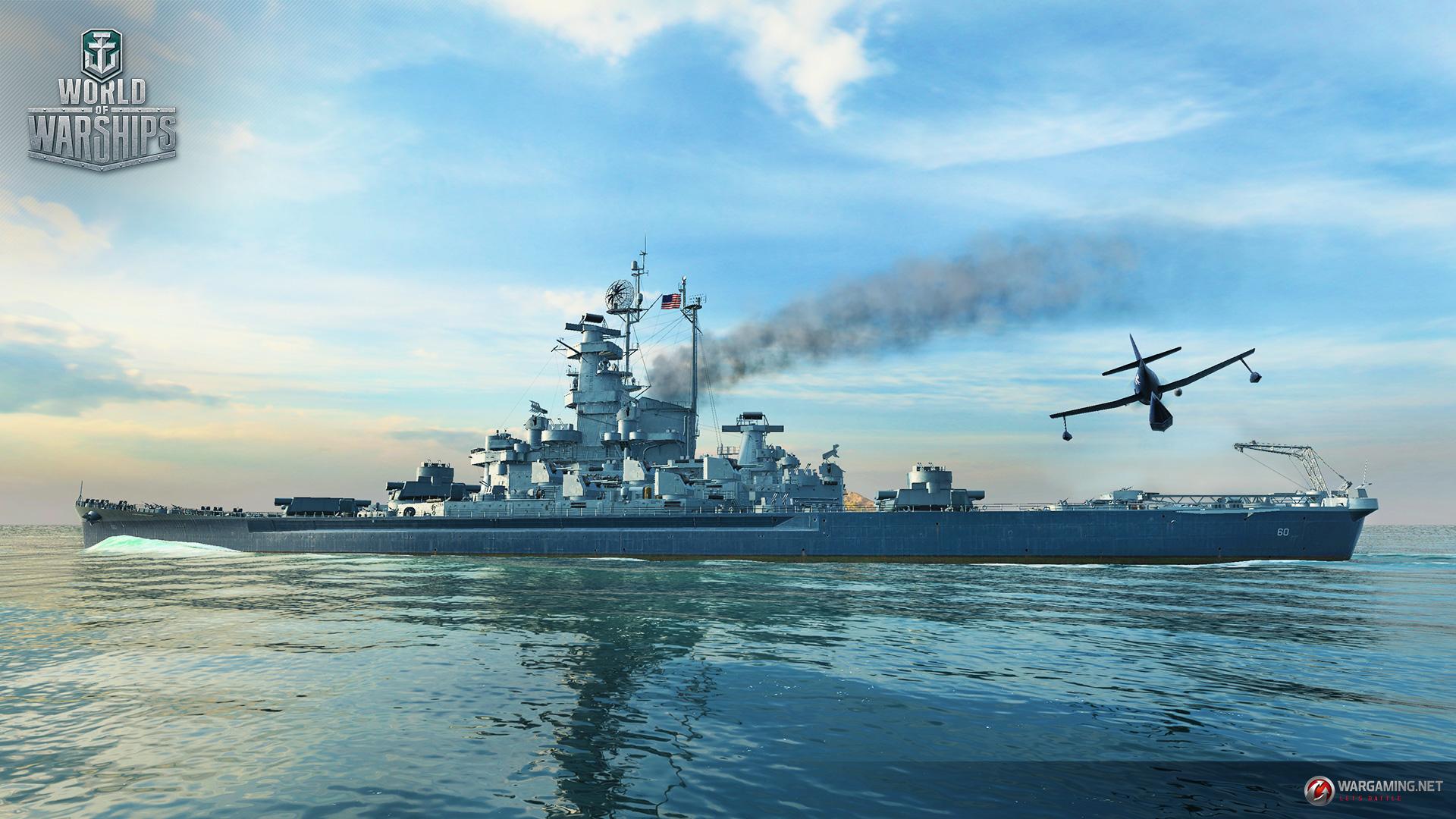 Coming Soon - USS Alabama | World of Warships