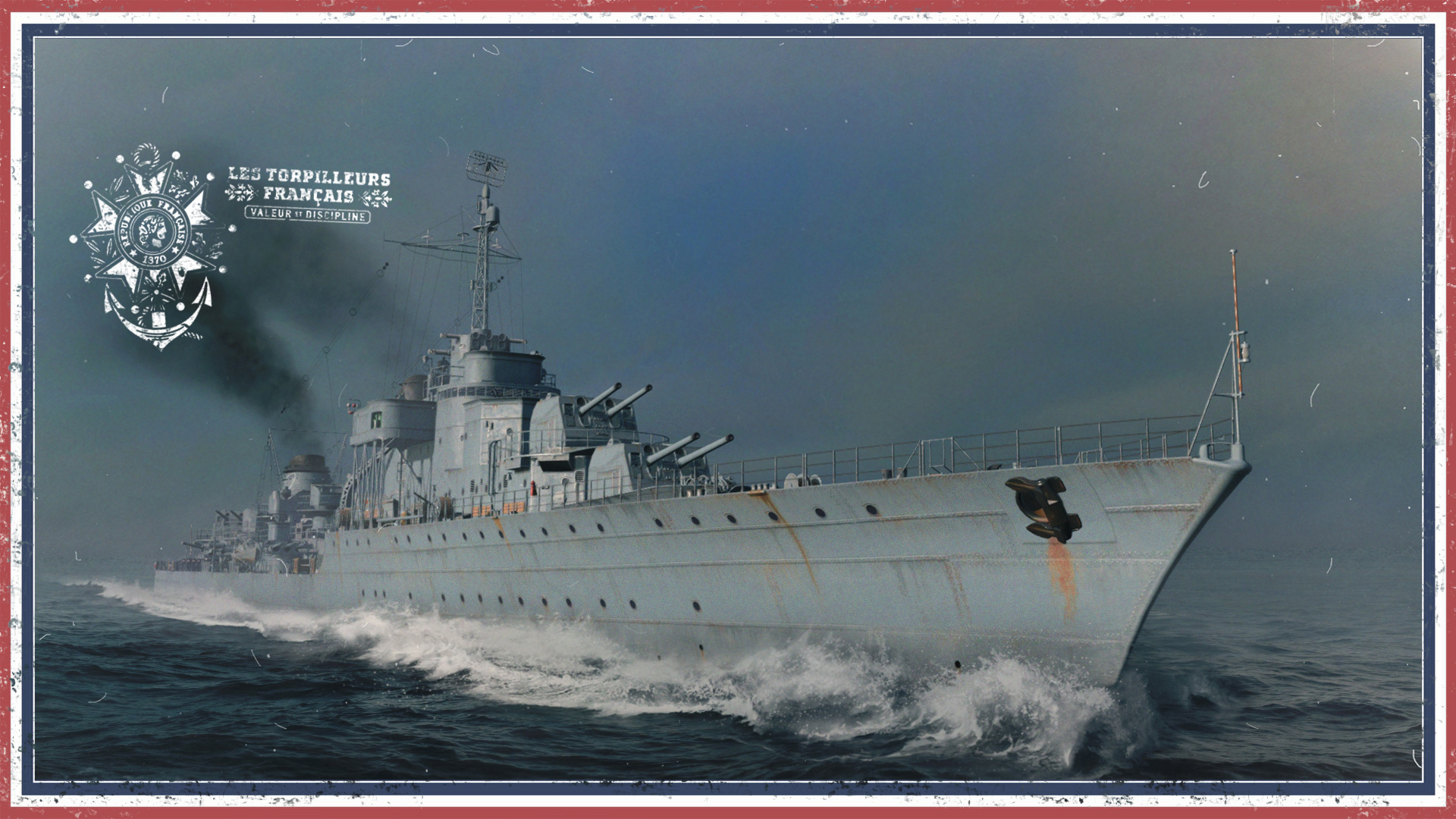 French Destroyers: The History | World of Warships