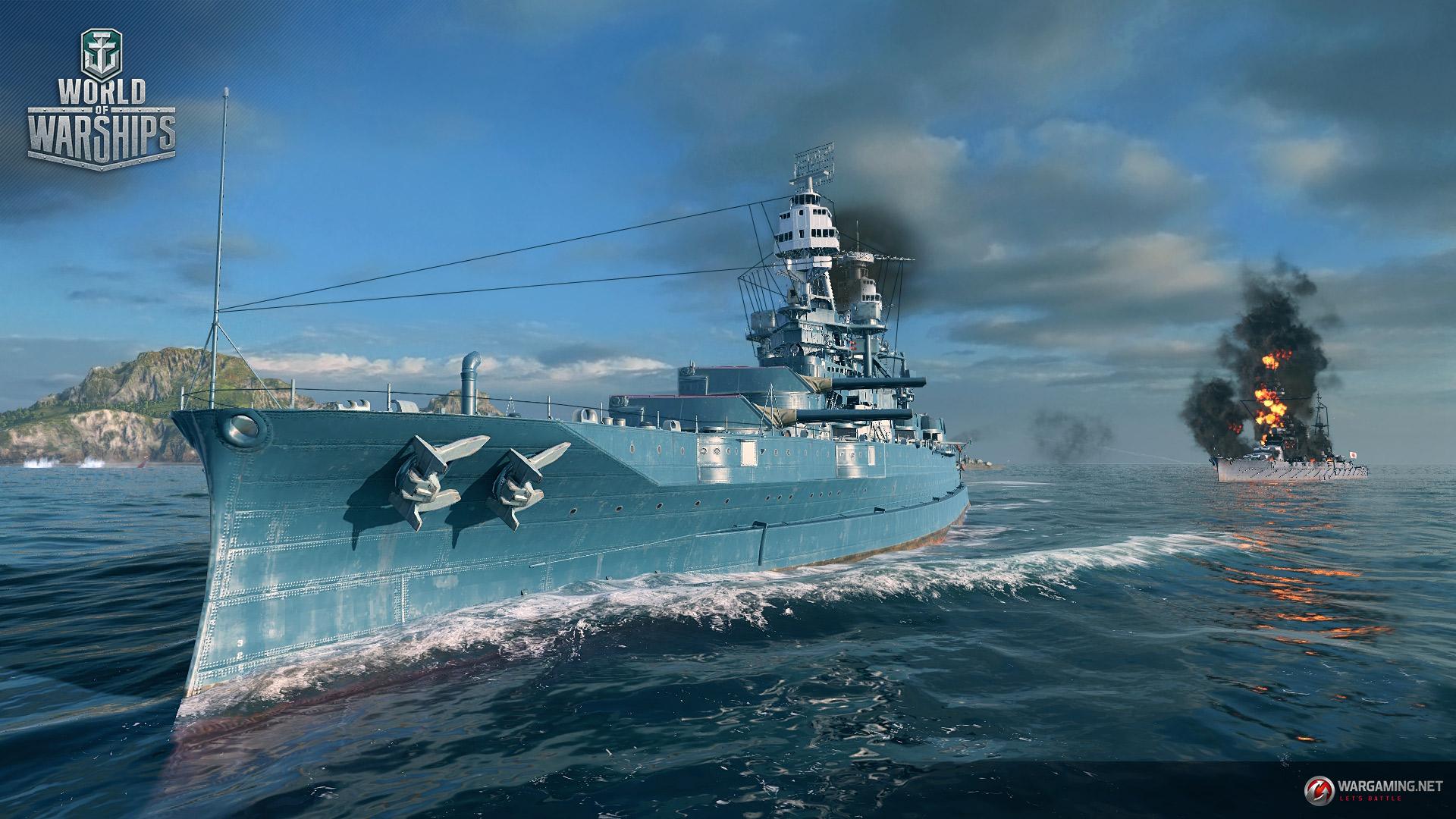 Premium Ship Spotlight: USS Arizona | World of Warships