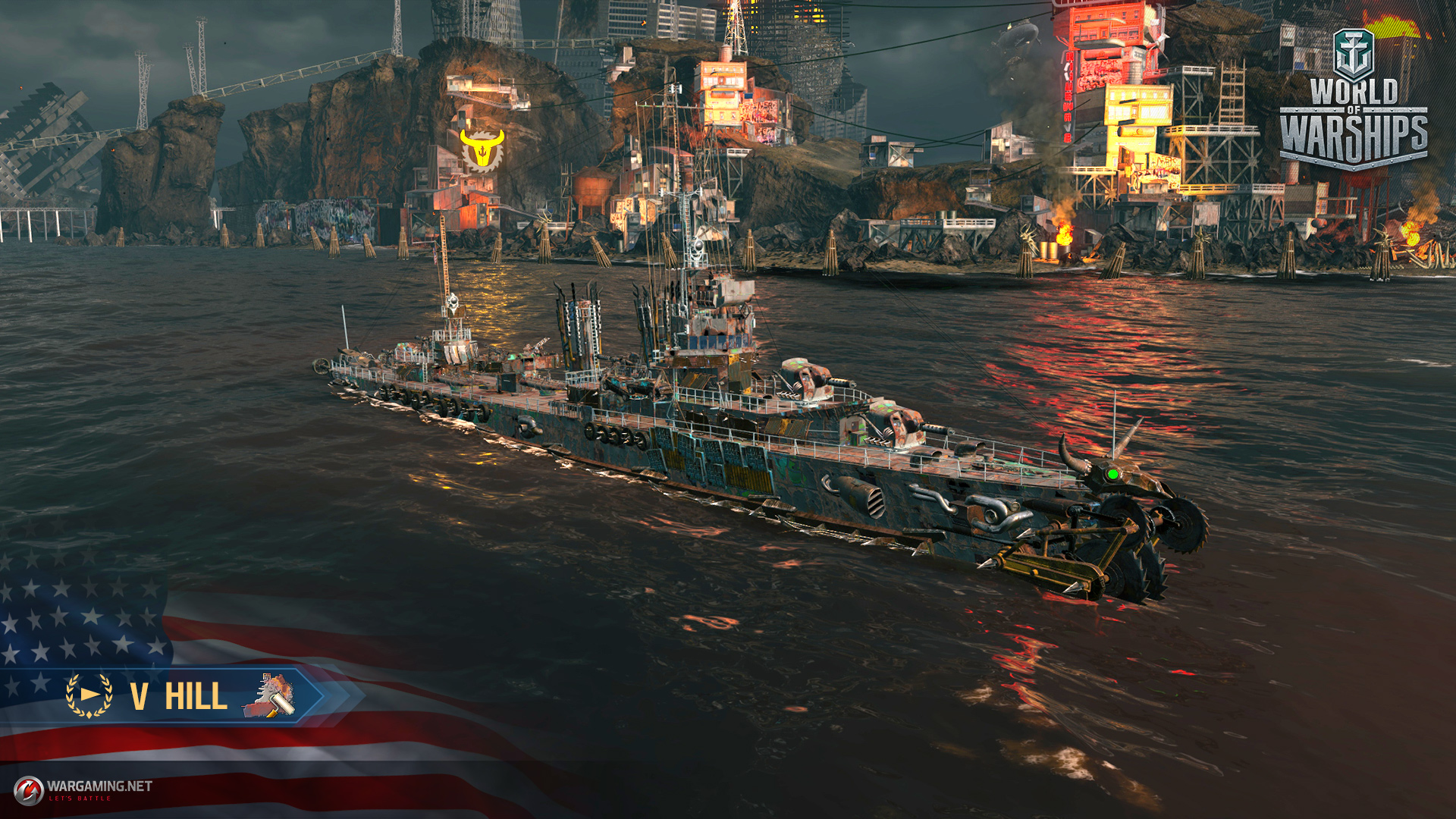 Rogue Wave: The Full Guide | World of Warships
