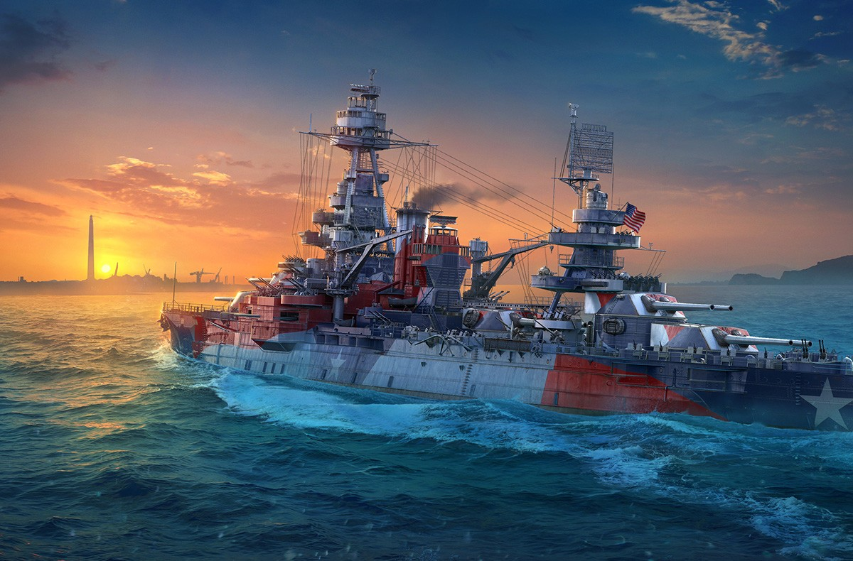 Save USS Texas with Project VALOR | World of Warships