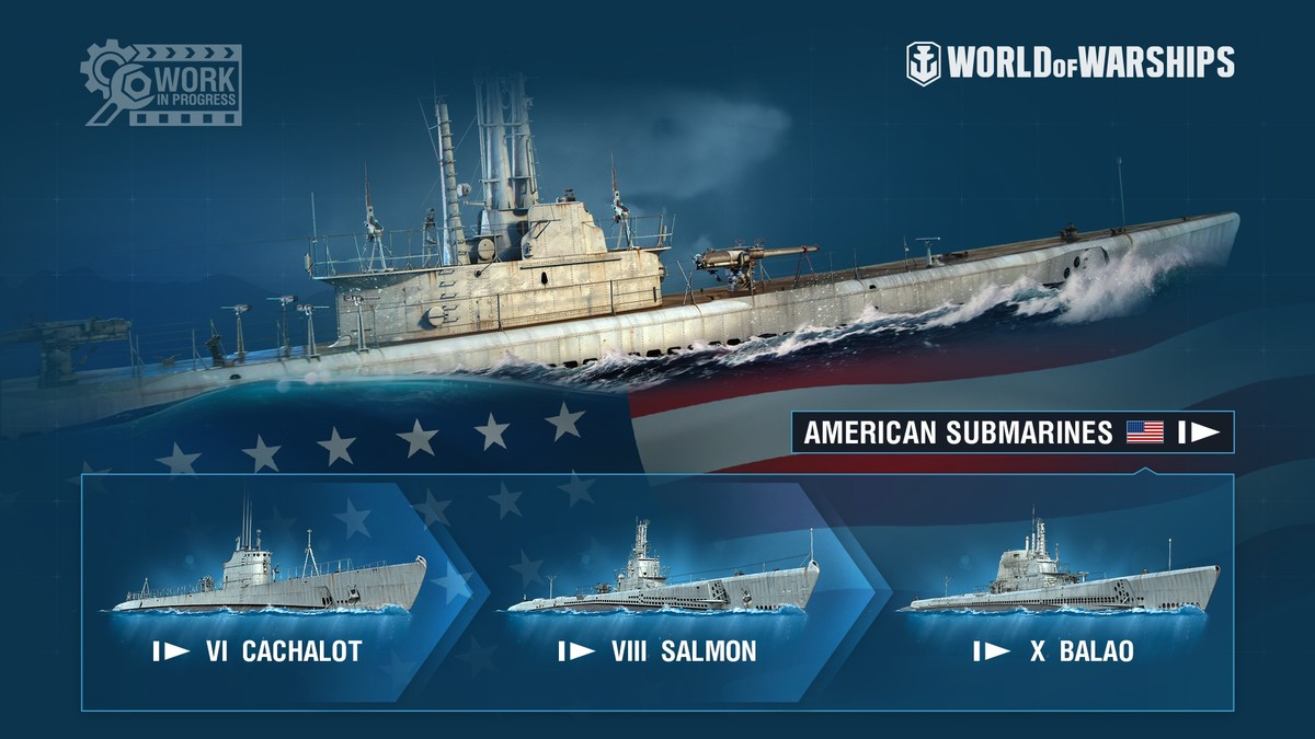 Submarines are Coming   World of Warships