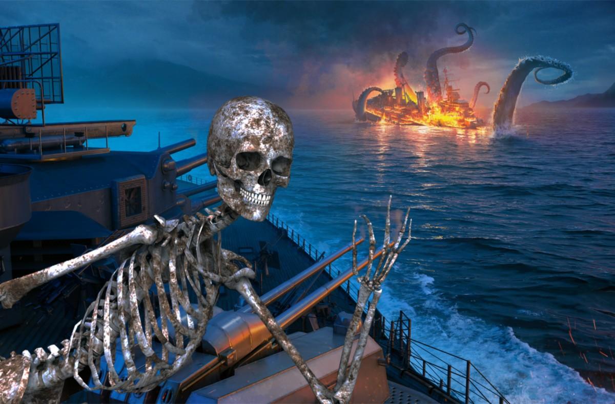 картинки море скелеты станции джамбо это