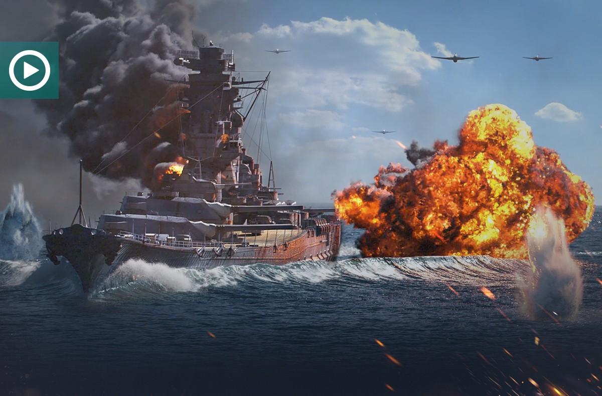 Naval Legends: Yamato | World of Warships