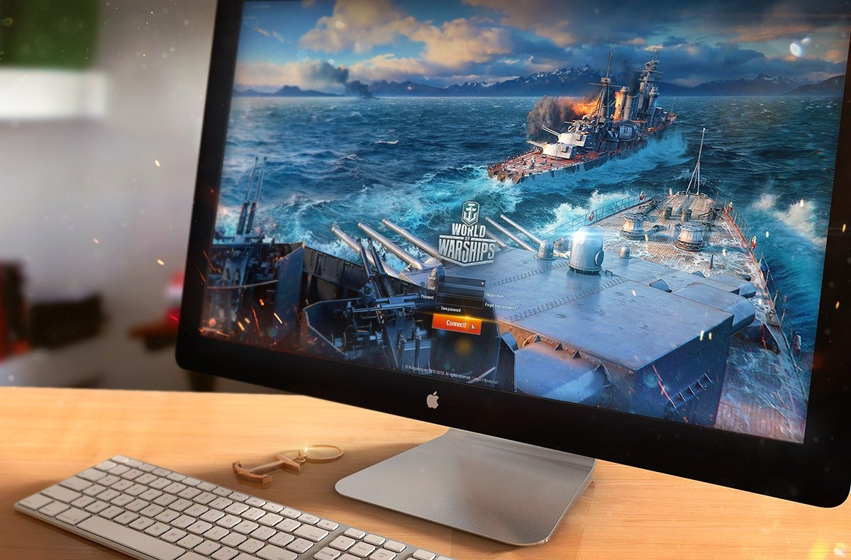 A New World of Warships Mac Wrapper Sets Sail! | World of